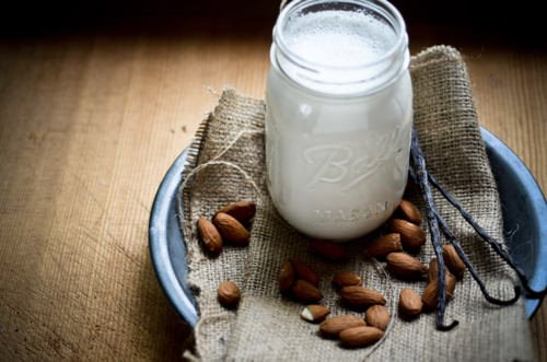 Almond Milk Together With Weight Loss