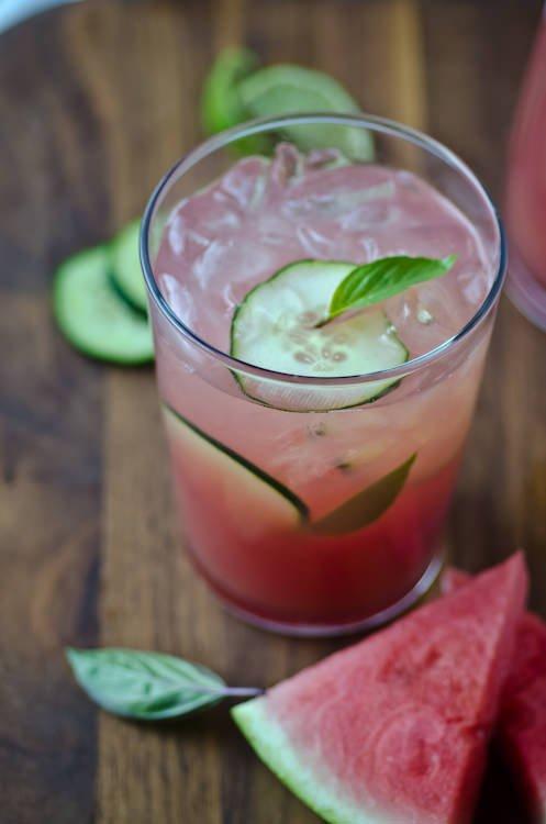 ... green tea cooler watermelon cucumber cooler watermelon cucumber cooler